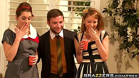 Brazzers - Big Tits at Work -  Interoffice Intercourse scene starring Monique Alexander & Danny