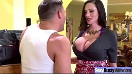 Busty Horny Wife Love Intercorse On Camera mov-13