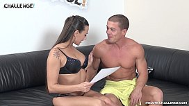 Melonechallenge - Creampied by muscle...