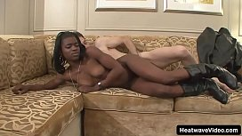 A white guy who craves black pussy