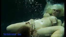 Whitney Taylor - Underwater sex