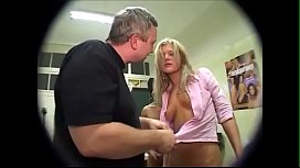 Cute blond girl suzanne first piss porn experience