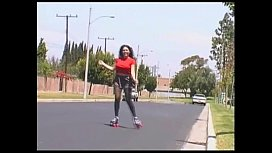 RollerSkating Latina thickness gets...