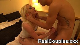 Real couple valerie and...