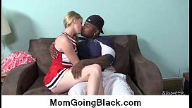 Hot mom going black big cock 14