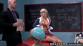 Naughty school girl Alexis...