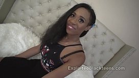 Amateur Sexy Black Girl...