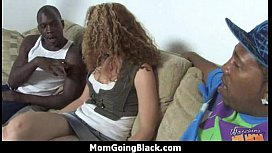 Mommy stuffed with BBC 7