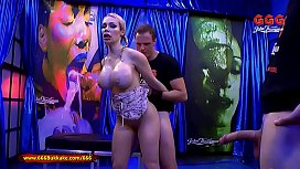 Chessie Kay Piss Covered...
