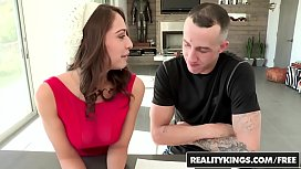 RealityKings - 8th Street Latinas - (Chris Strokes), (Sara Luvv) - Lots Of Luvv