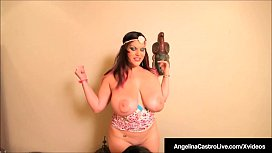 BBW Angelina Castro and...