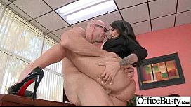 Sexy Office Slut Girl...