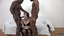 Interracial sex for granny...