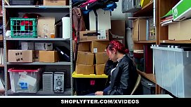 ShopLyfter - Hot Asian Mom...