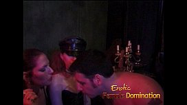 Dominant babes join forces...