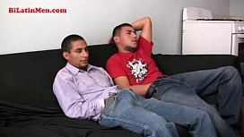 Hot latino men fucking...