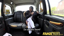 Fake Taxi knee high...