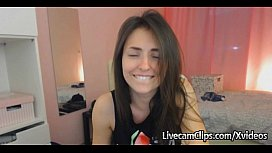 Amateur Webcam Pretty And...