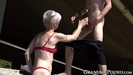 Pixie grandma swallows young cock beneath bridge xvideos preview