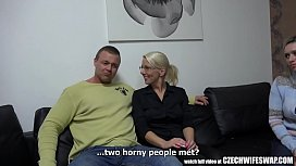 Blonde Wife Cheating her...