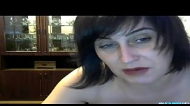 Thick Mature Milf On Cam