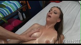 Hawt 18 year old girl gets drilled hard