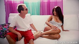 16752219: Gabby Quinteros Gets a Hard Pounding