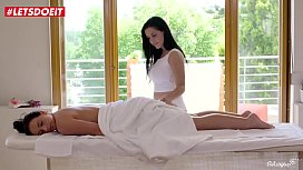 LETSDOEIT - Hot Massage Girl Gives the Best Happy Endings