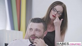 Babes - Office Obsession - Kiss...