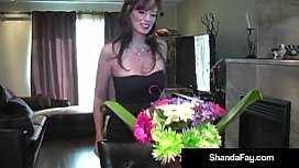 Horny Housewife ShandaFay Gives...