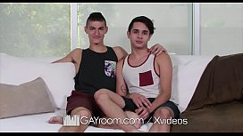 GayRoom Two Hunks Take...