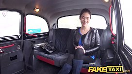 Fake Taxi Russian hairy...