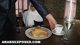 ARABSEXPOSED - Hungry Woman Gets...