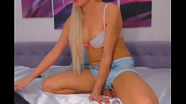 Hot Blonde Webcam Girl Masturbating Watch Her LIVE ONLY at TeenCamHunter.com