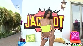 Veronica Rodriguez had squirting...