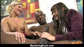 Mom shows us how to handle a BBC 1