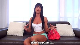 HD CastingCouch-X - Brunette...
