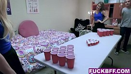 Beer pong besties share...
