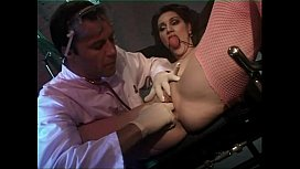 Fetish doctor fucking with...