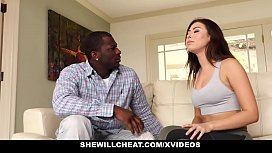 SheWillCheat- Cuckold Hubby Watches...