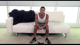 GayCastings - Black Dude Kevin...