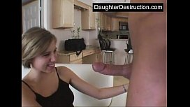 Young daughter fucked...