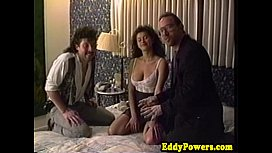 Retro sextape of busty...