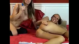 Lesbian Babes Trying Out...
