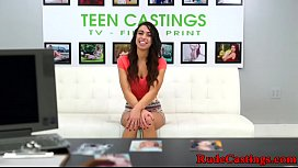 Casting teen bound and hardfucked