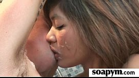 A very Hot Soapy Handjob 21 porn vid