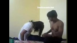Desi naughty bhabhi awesome fuck session in hotel wid lover - 27 mins (new)