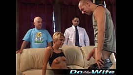 Amber Wild Takes A Big Cock