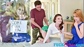Jaycee Starr , Penny Pax In Embrace The Ginger And They Will Cum
