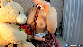 Sexy Teen College Teddy...